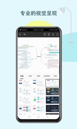 MindMaster思维导图 V4.0.1 安卓版截图4