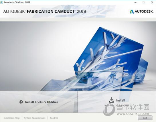 CAMduct2019破解版
