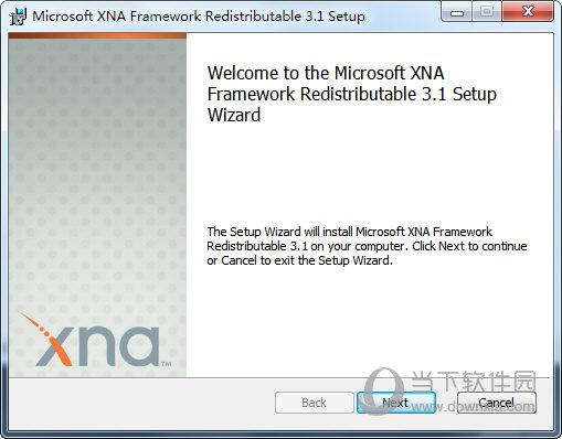 XNA3.1