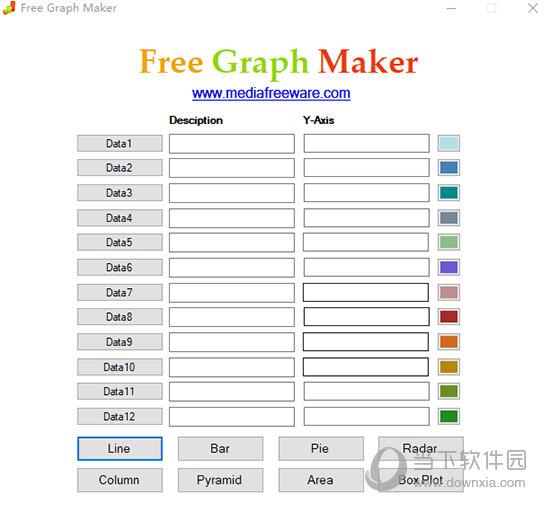 Free Graph Maker