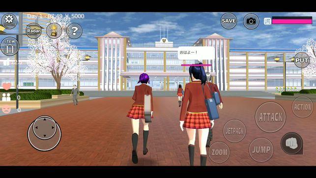 樱花校园模拟器 V1.032.10 安卓中文版截图5