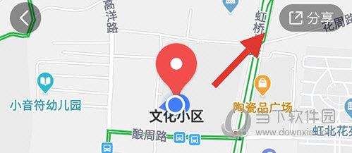 腾讯地图分享