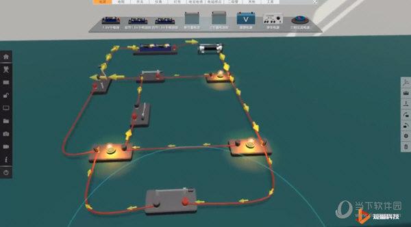 矩道小学科学3D实验室