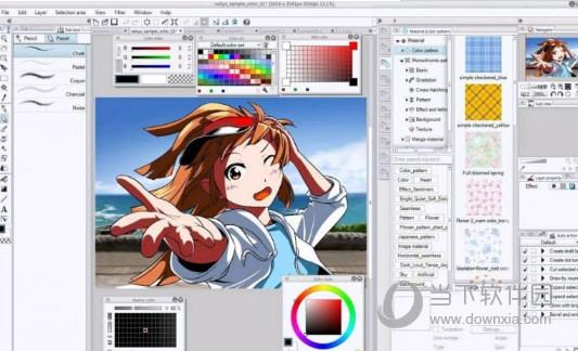 Clip Studio Paint EX破解版
