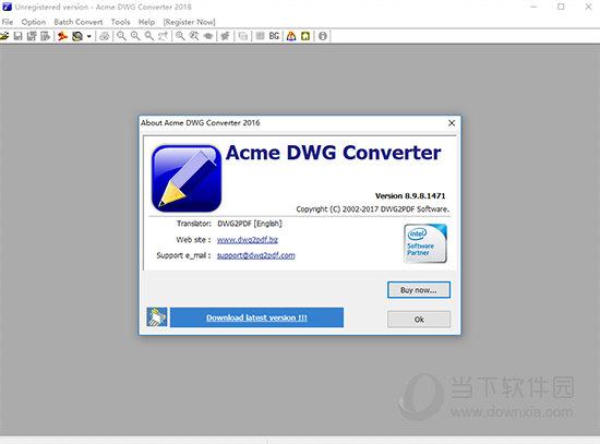 Acme DWG Converter