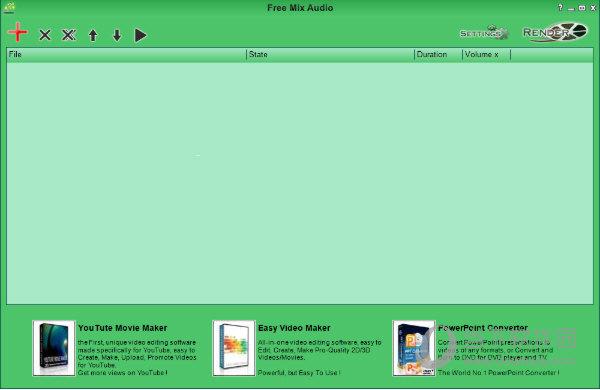 Free Mix Audio