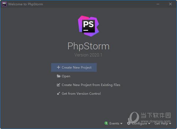 PhpStorm2020最新版