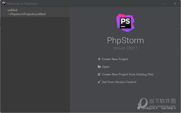PhpStorm2020下载