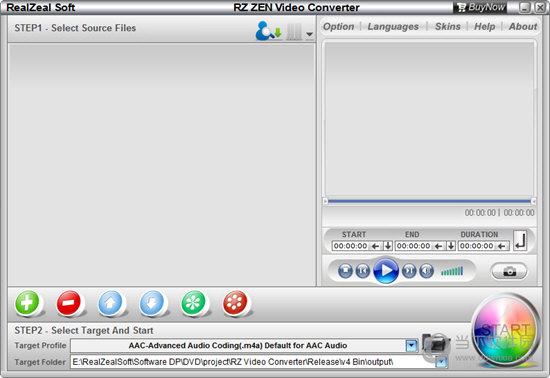 RZ ZEN Video Converter