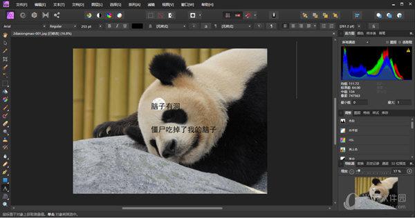 Affinity Photo1.8.2简体中文版