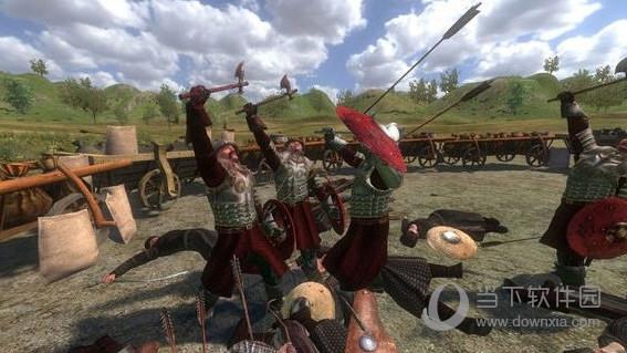 骑马与砍杀战团典藏版破解补丁