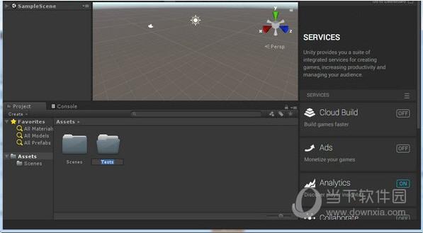 Unity3D破解版下载