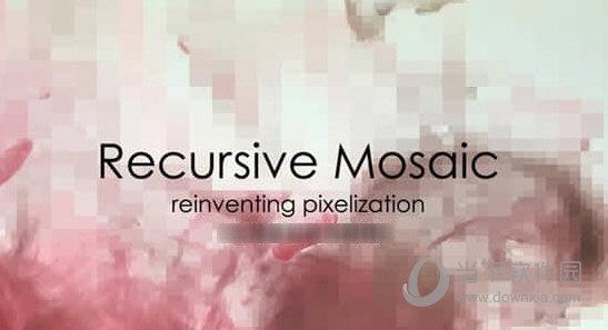 Recursive Mosaic