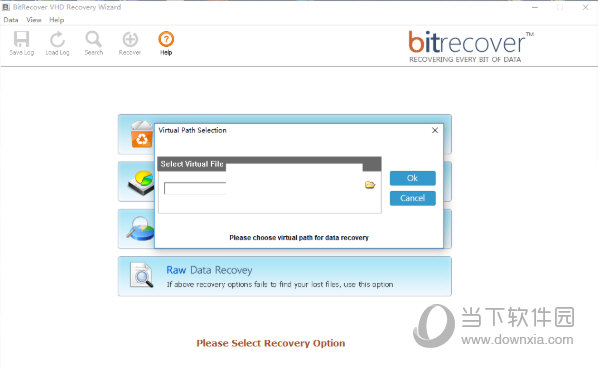 BitRecover VHD Recovery Wizard