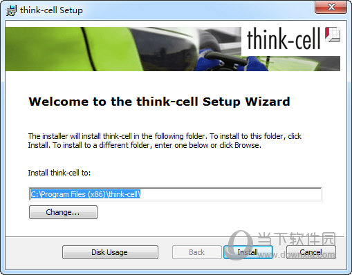 ThinkCell 6破解版