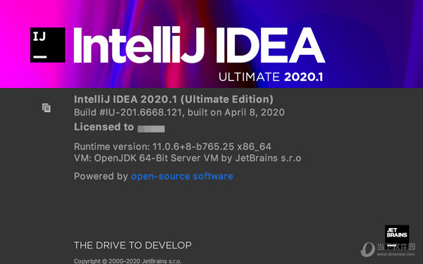 IntelliJ IDEA Mac2020破解版