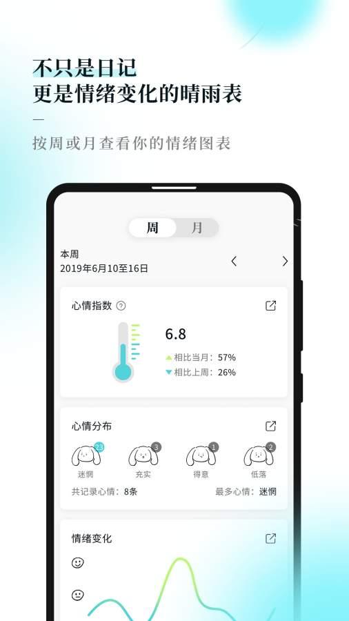 Moo日记 V2.3.4 安卓最新版截图3