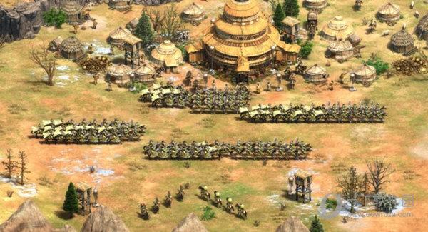 帝国时代2决定版十六项修改器