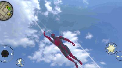 蜘蛛侠绳索英雄无限金币破解版 V1.4.8 安卓版截图4