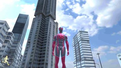 蜘蛛侠绳索英雄无限金币破解版 V1.4.8 安卓版截图3