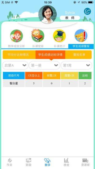 童学管理 V1.2.1 安卓版截图4