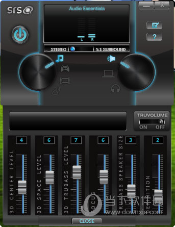 SRS Audio Essentials汉化破解版