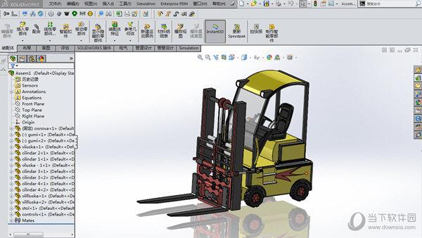 SolidWorks 2020 SP4破解版下载