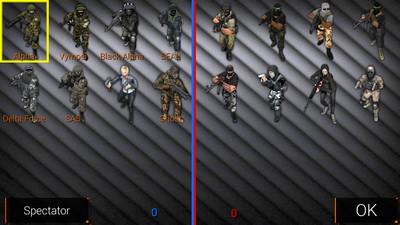 特种部队小组2皮肤内购版 V4.0 安卓版截图1