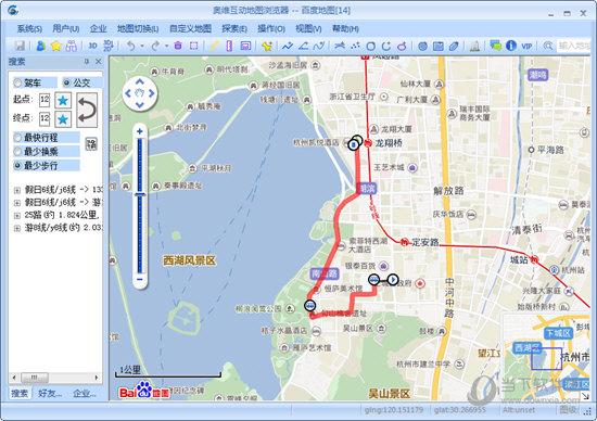 奥维互动地图破解已注册版