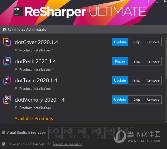 JetBrains ReSharper 破解版