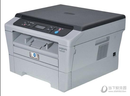 柯尼卡美能达1580MF打印机