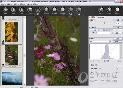 Digital Photo Professional 4.8.30中文版