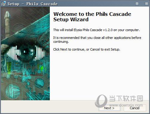Phils Cascade