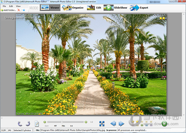Artensoft Photo Editor