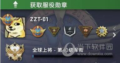 CSGO服役勋章