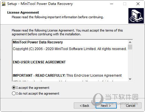 minitool power data recovery无限制破解汉化版