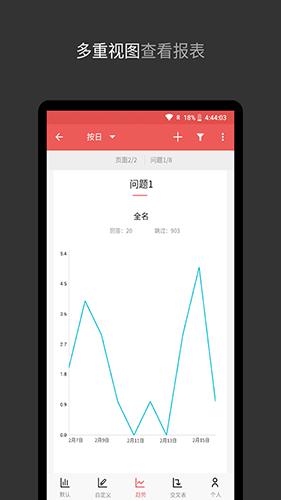 Zoho Survey(调查问卷制作) V2.0.3 安卓版截图5