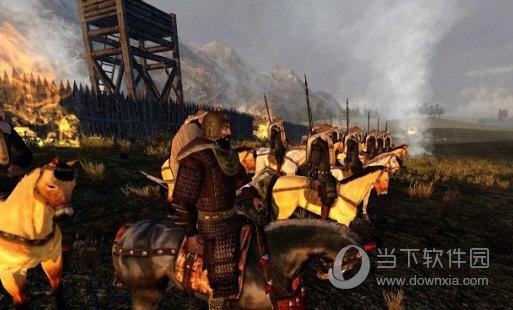 骑马与砍杀戎马丹心汉匈决战