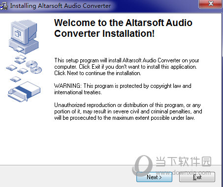 Altarsoft Audio Converter