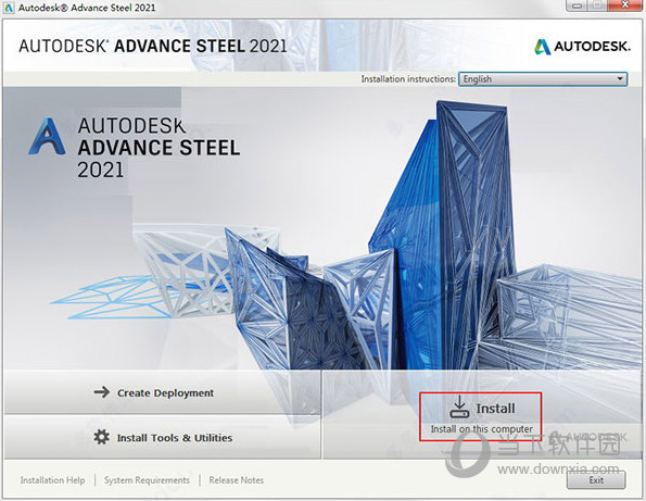 Advance Steel 2021中文破解版