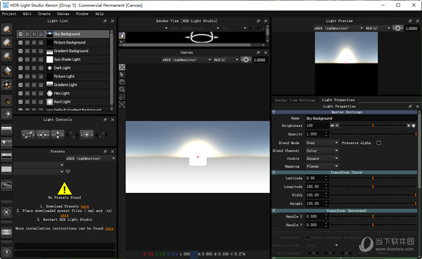 HDR Light Studio 5.4.2汉化版