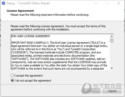 TunesKit Video Repair