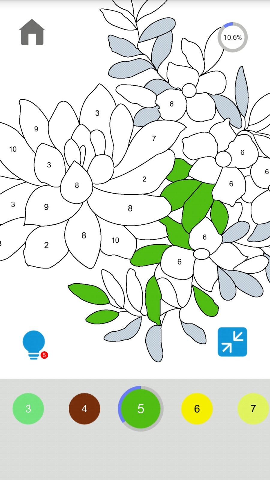 指尖涂色 V1.0.1.2 安卓版截图2