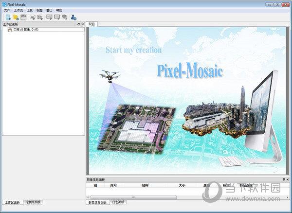 Pixel-Mosaic