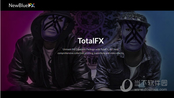 NewBlueFX TotalFX 7