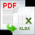 iStonsoft PDF to Excel Converter(PDF转Excel转换器) V2.1.10 官方版