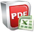 Aiseesoft PDF to Excel Converter(PDF转Excel转换器) V3.2.16 破解版