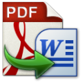 AnyBizSoft PDF to Word中文版 V3.0.1.5 免注册码版