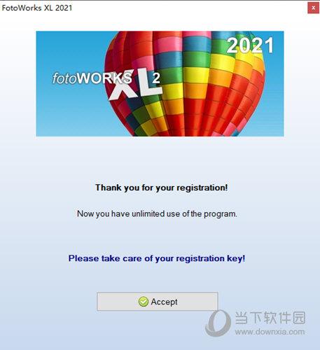 FotoWorks XL 2021破解版