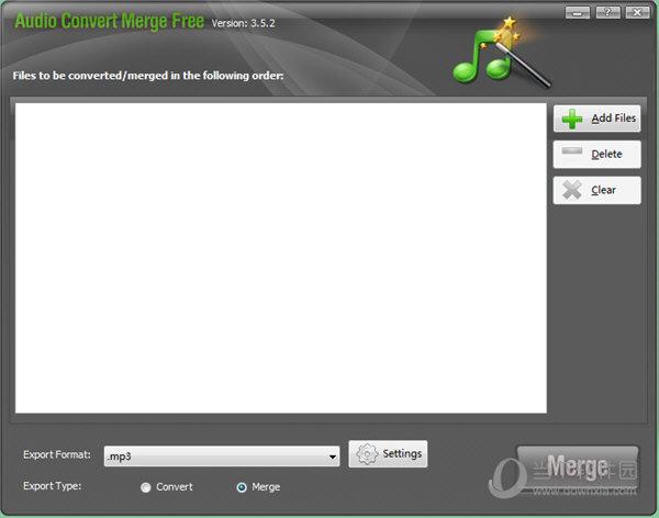 Audio Convert Merge Free
